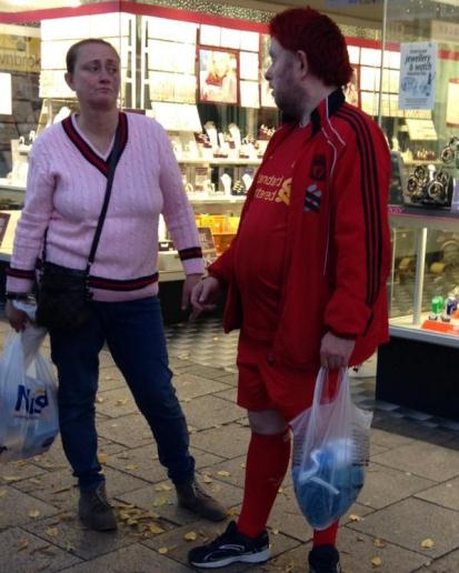 Liverpool full kit