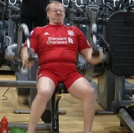 Liverpool gym