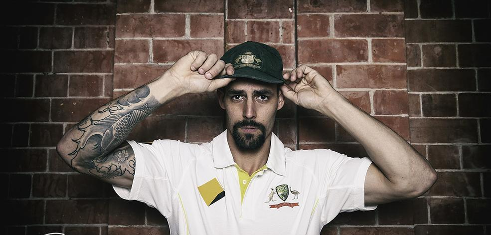 Mitch Johnson wall