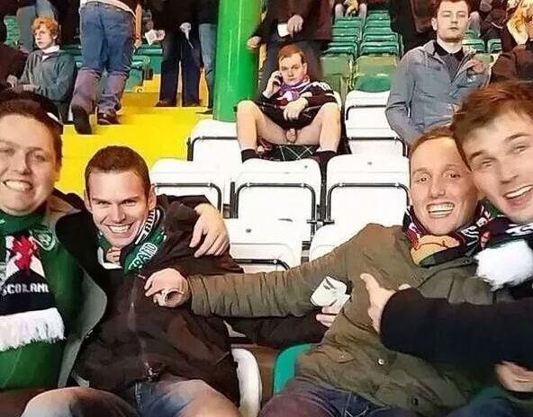 Scot crowd