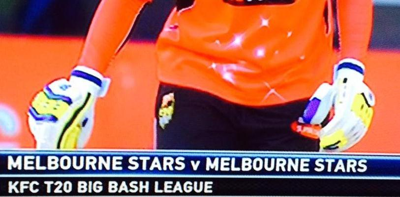 Melbourne Stars derby