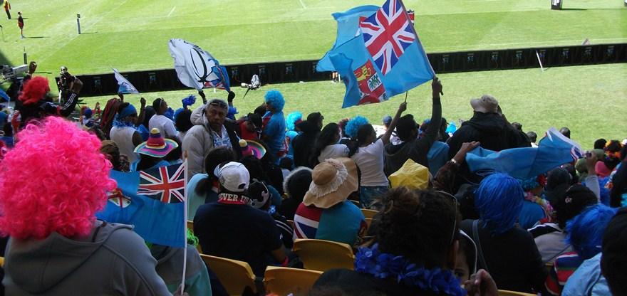 Genuine fans, surely?
