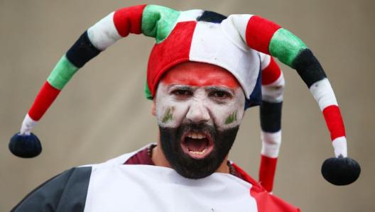 Iraq fan