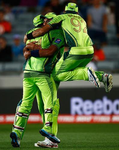 Pak celebration