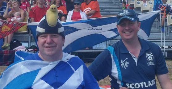 Scots fan