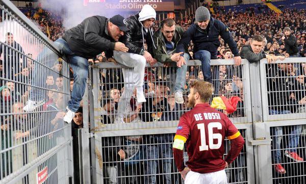 de Rossi Roma Ultras