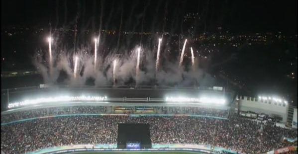 eden park fireworks
