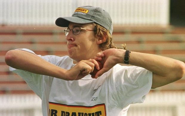 NEW ZEALAND CRICKET Daniel Vettori