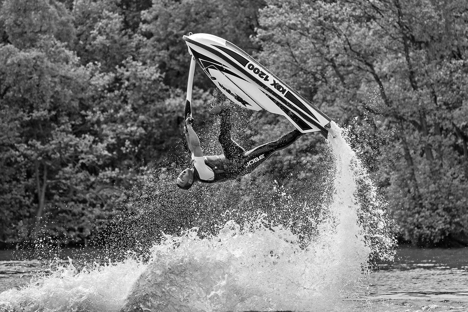 Airborne Jet Ski