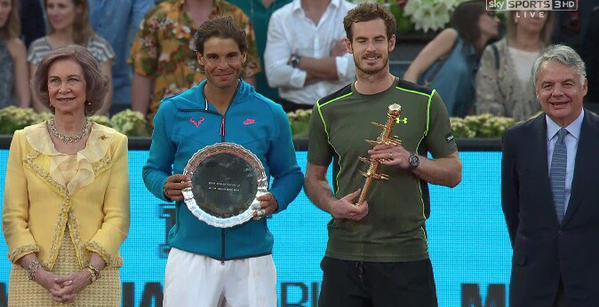 Andy Murray mug holder