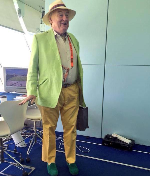 Blowers at Lords