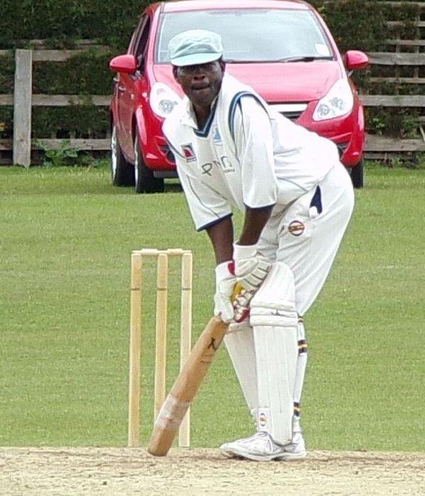 Collis King Dunnington Cricket Club Yorkshire