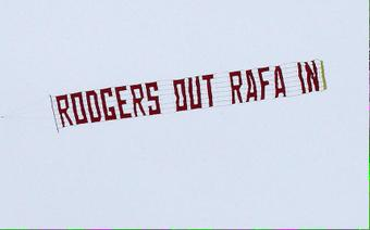Rogers out