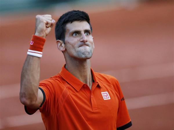 Djokovic waxwork