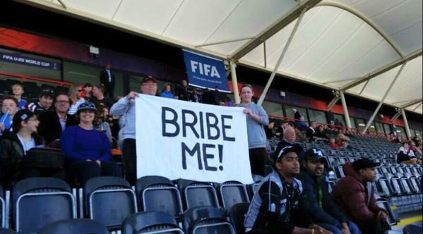 FIFA Bribe me