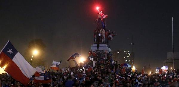 Chile celebrates