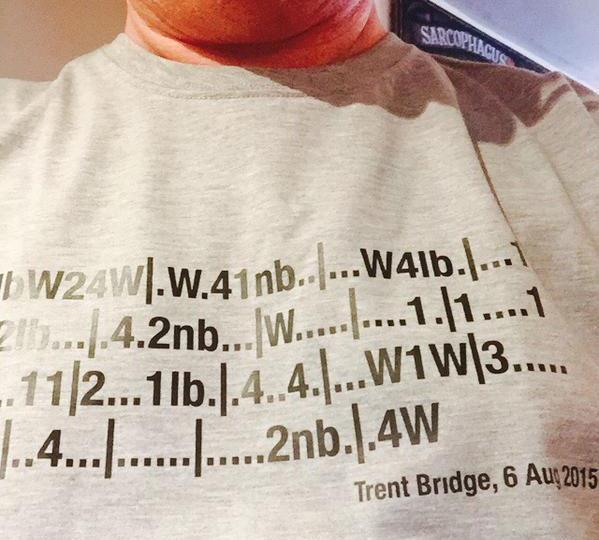 Australia at Trent Bridge The Shirt