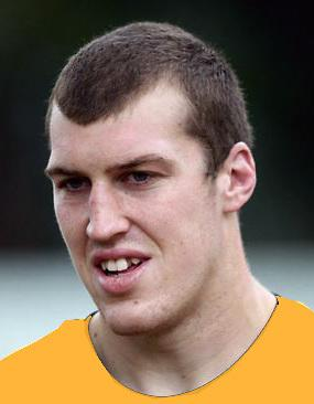 Brodie Retallick in days gone by. Should he go down….
