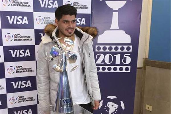 CopaLibertadores top scorer