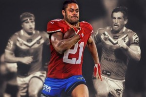 All aboard the Jarryd Hayne train to San Francisco