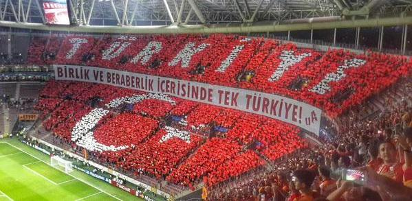 All together United for Turkey