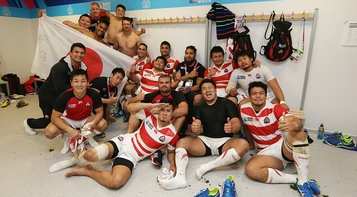 Japan post match