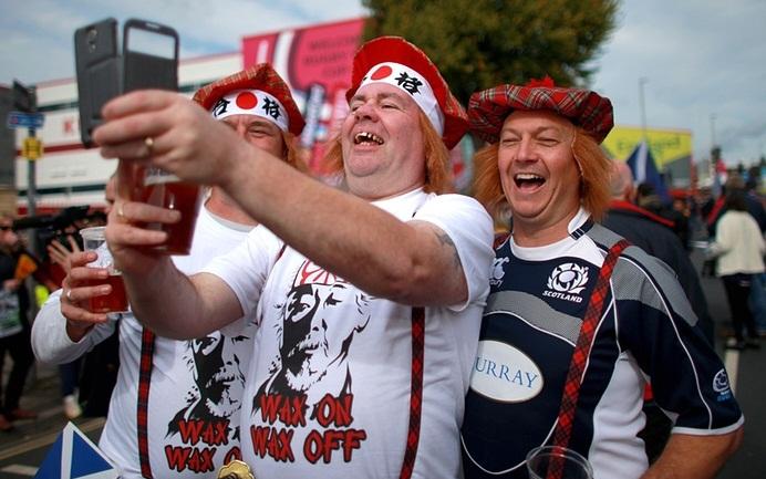 Scot Jap fans