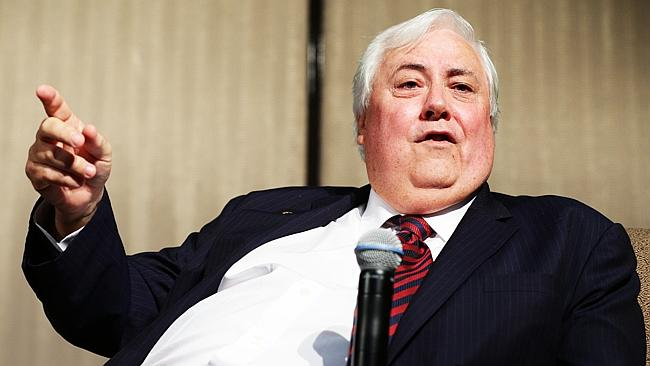 Clive Palmer. Now he knew how to run an A-League franchise