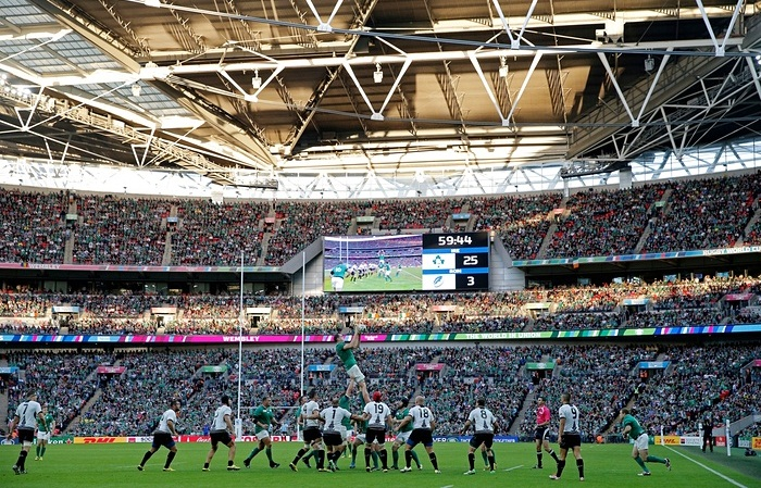 Ireland Wembley