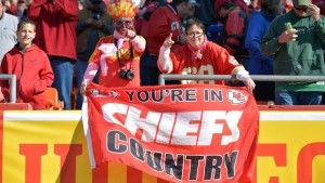 Chief's country is in North West London this week