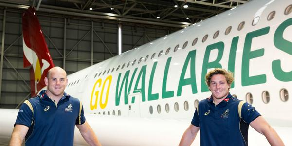 Wallaby plane