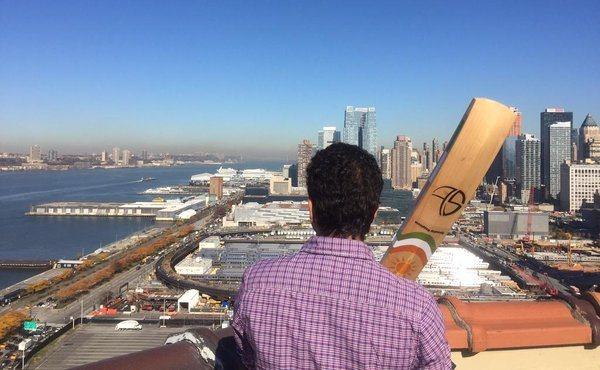 Cricket around the World New York