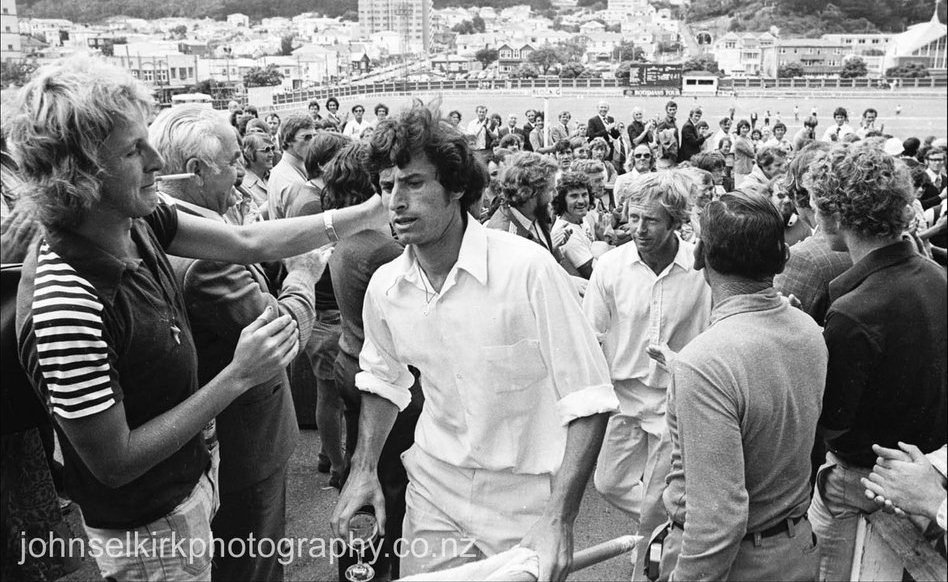 John Selkirk 1978
