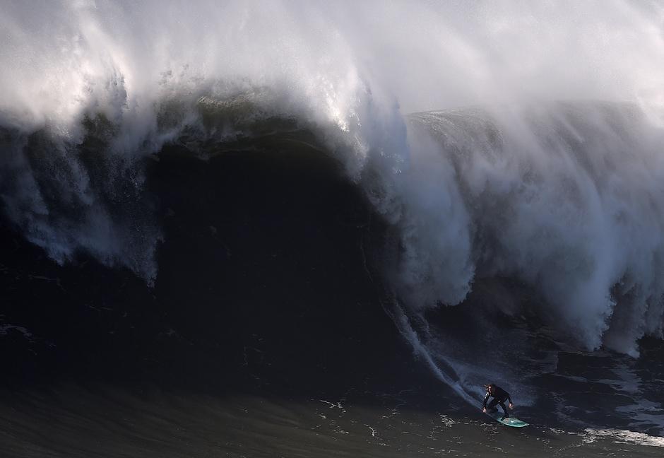 Portuguese surfer Alex Botelho