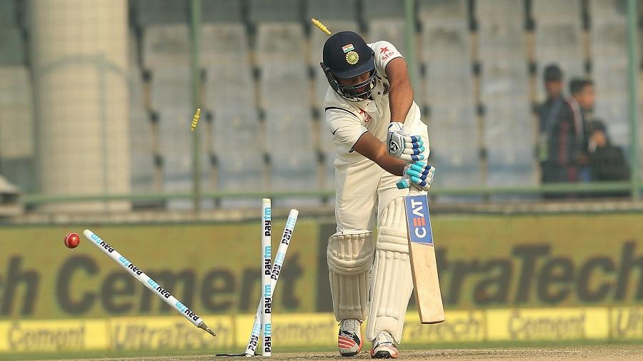 India v SA 4th Test D3