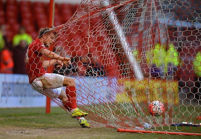 Jamie Ward Nottingham Forest