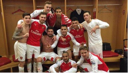 Arsenal title contenders