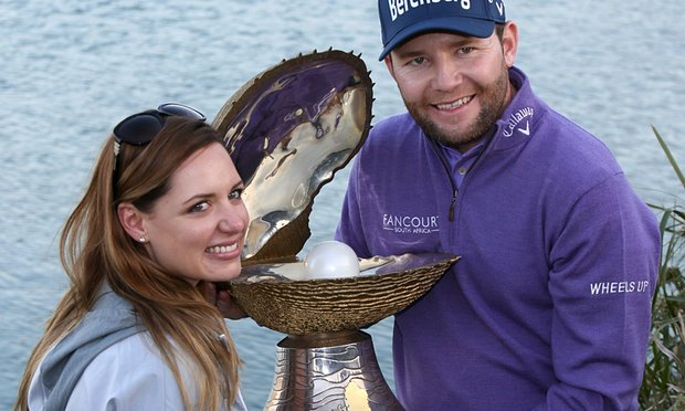 Branden Grace successfully defends his Qatar