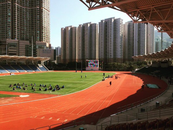 Captains Run Hong Kong How much would that real estate be worth