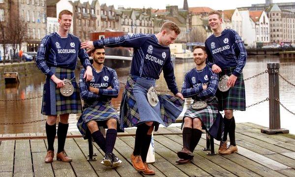 Scotland T20 kit