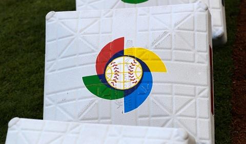WBC Italy Puerto Rico Baseball