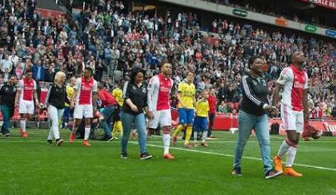 Ajax mothers day
