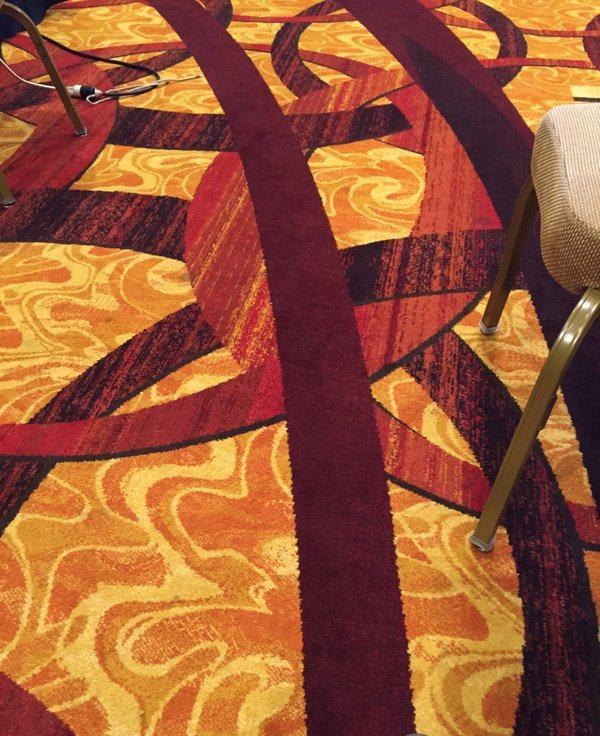 Sharapova carpet