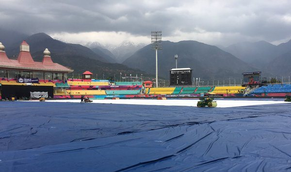covers at Dharamsala