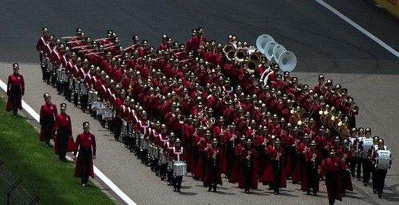 Brass Band Chinese Gran Prix