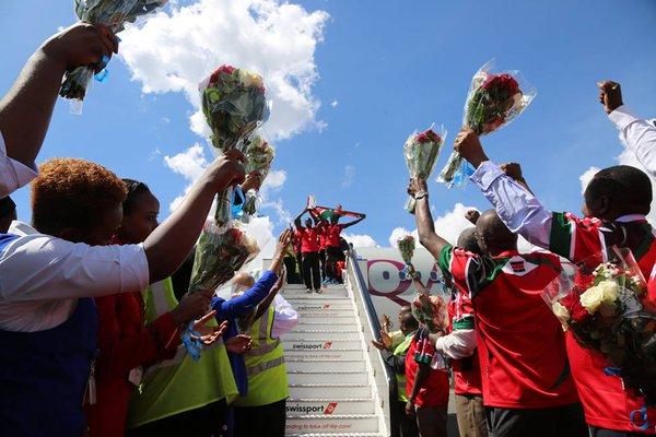 Kenya homecoming