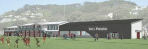 Toitu Poneke Community & Sports Hub