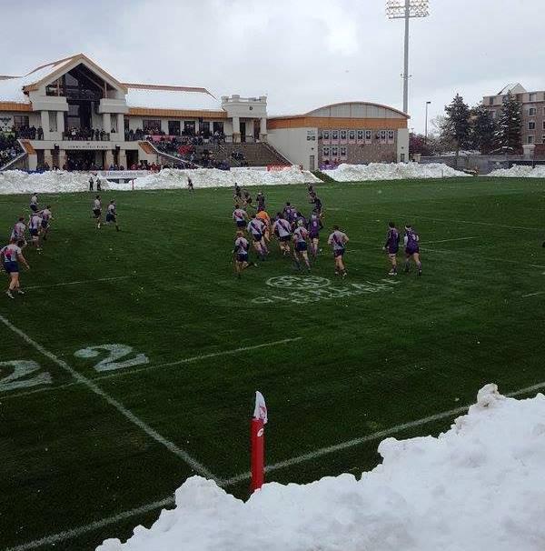 US Pro Rugby Denver v Ohio