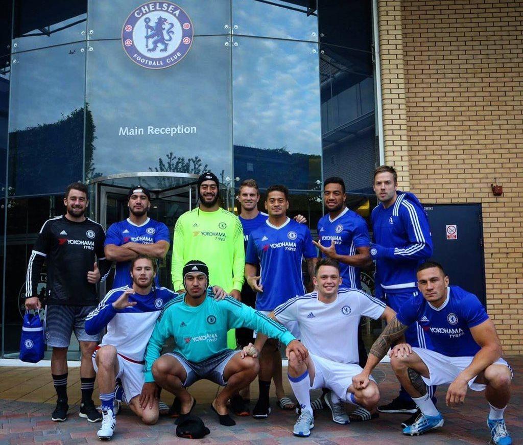 Chelsea sevens