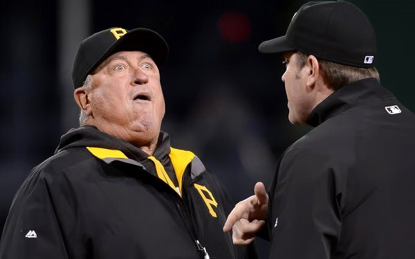 Clint Hurdle – Pittsburgh Pirates manager